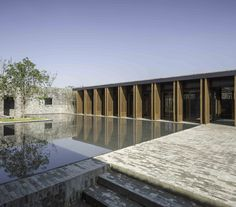 The Walled - Tsingpu Yangzhou Retreat,© Pedro Pegenaute