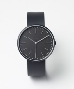 first watch i've seen in a while that might sit alongside the tibor kalman m&co watches.