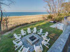 VRBO.com #3921568ha - Fantastic Lake Front New Buffalo Home, 6 Bed, 5 1/2 Bath…