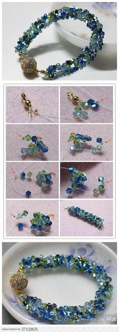 DIY Beads Bracelet DIY Beads Bracelet