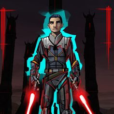 I don't know why, don't hate me, but I just really want Sith Ezra