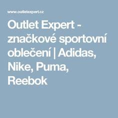 Outlet Expert - značkové sportovní oblečení | Adidas, Nike, Puma, Reebok