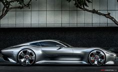 Mercedes 'AMG Vision' Concept Car for Gran Turismo 6