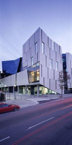 Hawke Building Design by John Wardle Architects