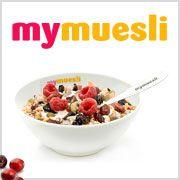 mymuesli: custom-mixed cereals