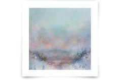 Dew Drops at Dusk Art Prints by Grace Kreinbrink at minted.com