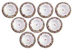 Dessert Coupes, Set of 9 on OneKingsLane.com