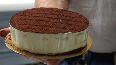 Pravé Tiramisu podle Itala 3 Cheesecake, Anna, Pudding, Inspire, Artists, Cakes, Ethnic Recipes, Cake Makers, Cheesecakes