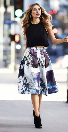 Skirt/ love this outfit!!!!