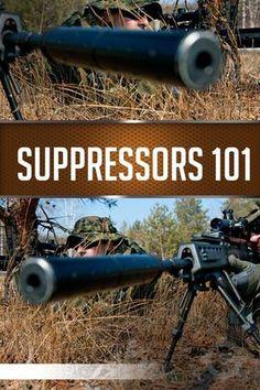Suppressors : How Do Suppressors Work?   Silencer Tech and Application by Gun Carrier guncarrier.com/...