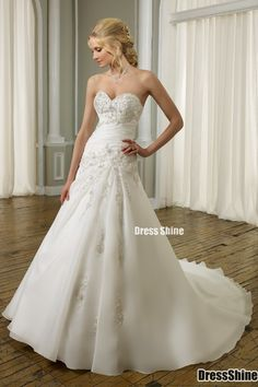 wedding dress wedding dresses the top is beautiful