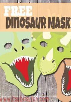 Und so werden aus den kleinen Rackern Dinos zum Fürchten