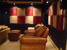 Home Theater Theater Rooms, Home Theater, Theatre, Hgtv, Photo Library, Game Room, Man Cave, Movie, Watch