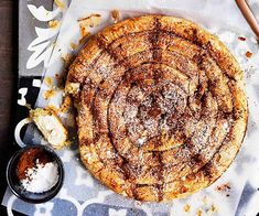 Flaky layers filled with spiced meats or sweet treats, fillo pastry will deliver taste and texture to any meal. Pastry Recipes, Gourmet Recipes, Cooking Recipes, Layered Desserts, Greek Recipes, Us Foods, Food To Make, Sweet Treats, Savoury Pies