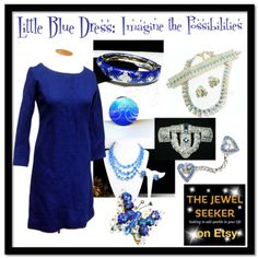 Accessorize with #Vintage #Jewelry to create your #fashion #style  #photochallenge #teamlove
