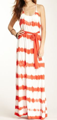 Maxi dresses... I'm petite but not afraid of them :)