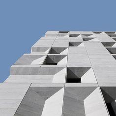 Interior Architecture, Interior Design, Small Buildings, Facade House, Minimalism, Balconies, Commercial, Inspiration, Architecture