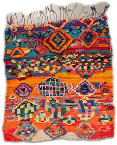 Moroccan Vintage Rugs at Woven Accents