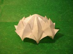 Lotus Temple - Origami City - Shuki Kato