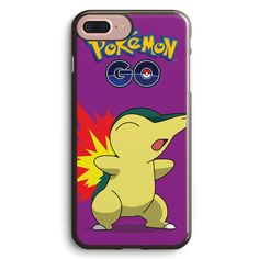 Cyndaquil Pokemon Go Apple iPhone 7 Plus Case Cover ISVF645