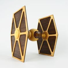 TIE Fighter Tie Fighter, Wooden Boxes, High Gloss, Star Wars, Stars, Projects, Wood Boxes, Log Projects, Wooden Crates