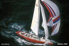 Classe 12mR US 40 Liberty (1984) Newport Offshore Ltd/Johan Valentijn