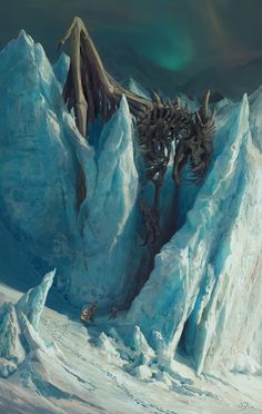 ArtStation - Dragonblight, Gaelle Seguillon