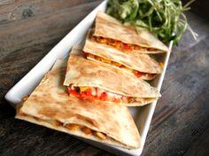 Oppskrift Quesadilla Maissalsa Hvordan Lage Quesadillas Meksikansk Mat Vegetar