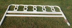 French Provincial King Size Headboard Local Pickup Only by RadiogirlCarolyn on Etsy