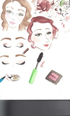 Spring Makeup Essentials l Beauty Tips and Tricks by Makeup Tutorials http://makeuptutorials.com/beauty-tips-and-tricks-for-spring-makeup