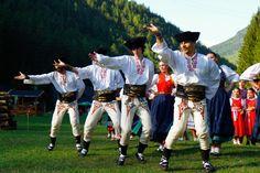 Slovak folklore <3