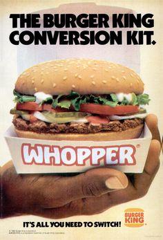 Burger King, 1984