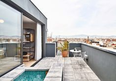 Hotel mit Charme in Barcelona - Hotel Brummell