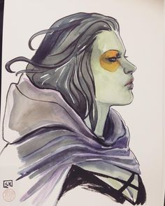 Gamora | An ARTIST: Stephanie HANS