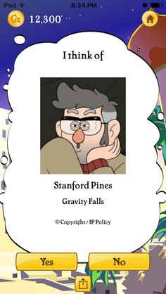 OF ALL THE SCREENSHOTS OF FORD, AKINATOR CHOSE THIS ONE<<PRINCESS UNATTAINABELLE BECKONS YOU