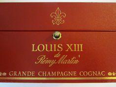 Baccarat Crystal Liquor Decanter Luis XIII Remy de Martin Cognac