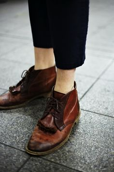them boots