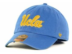 detailed look 3eca5 c2c6b  UCLA Bruins 47 Brand NCAA  47 Franchise Cap Hats Ucla Bruins, Mens Caps