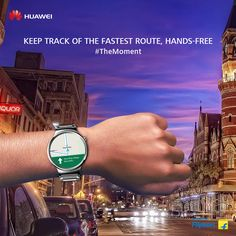 Let the help you your without having to hold on to your phone. Huawei Watch, Android Wear, Keep Track, Hold On, Let It Be, Phone, Telephone, Naruto Sad, Mobile Phones