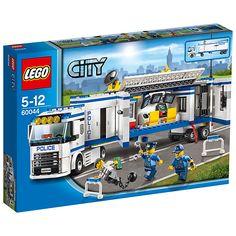 Buy LEGO City Mobile Police Unit Online at johnlewis.com