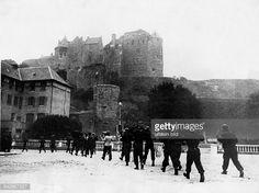 Photo d'actualité : Dieppe Raid, allied POWs, August 1942