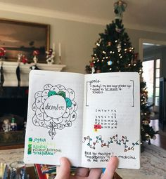 happy december!!!!! here's my #monthlyspread in my #leuchtturm1917 #bulletjournal ... so excited for the holidays but pretty stressed out in the interim! comment your favorite holiday tradition below      #bujo #bujojunkies #bujoinspire #bulletjournallove #bulletjournaling #bulletjournaljunkies #journal #journaling