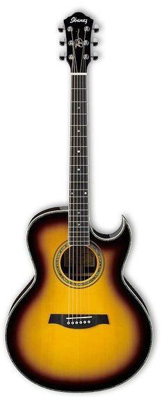 Ibanez JSA20 Joe Satriani Signature Acoustic Electric Guitar