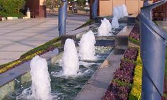 Fountain or Swimming Pool Manufacturers: Fountain Construction Procedures by Oases Water Ca...