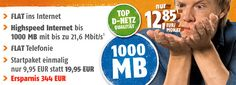 1GB Vodafone Allnet Flat für 12,85€ http://www.simdealz.de/vodafone/klarmobil-allnet-spar-flat-im-top-d-netz/