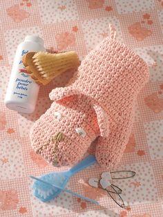 *Free Crochet Pattern