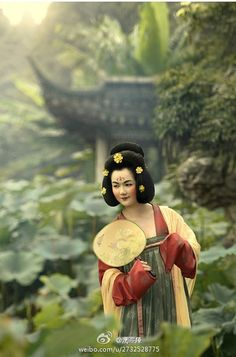 Beauty in Tang Dynasty
