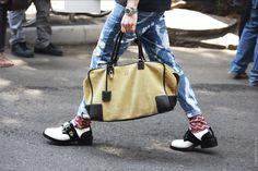 Boyfriend Bags