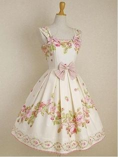 dress with flowers - Google Search
