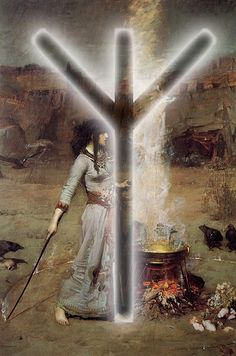 *Magical Recipes Online* Your free online Magazine on Witchcraft, Pagen & Ancient Recipes: The Protection Spell: A spell to shield you from a. Norse Pagan, Wiccan Spells, Witchcraft, Truth Spell, Vikings, Ancient Runes, Protection Spells, Asatru, Believe In Magic